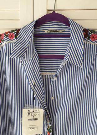 Рубашка stradivarius m4 фото