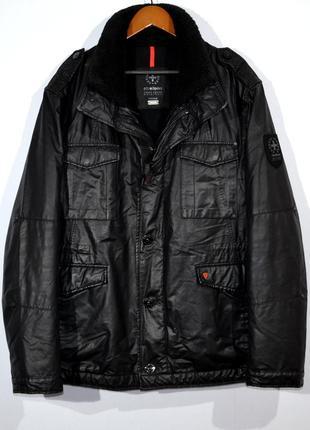 Куртка утепленная strellson swiss cross jacket