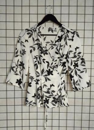 Новая блуза на запах от george