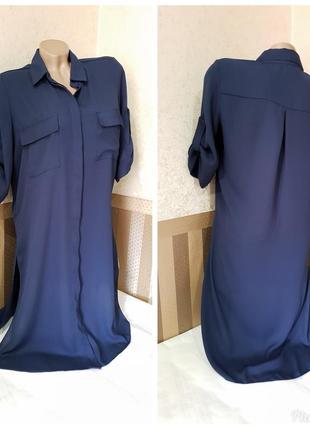 Платье рубашка. dorothy perkins.