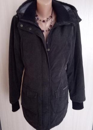 Крутая фирменная куртка парка р. 50/52  оригинал