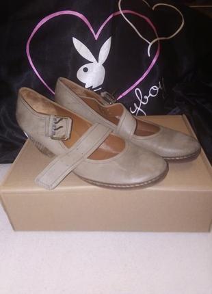 Hogl фирменние туфли оригинал из шотландии.