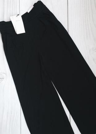 Трикотажные кюлоты брюки штаны бершка bershka