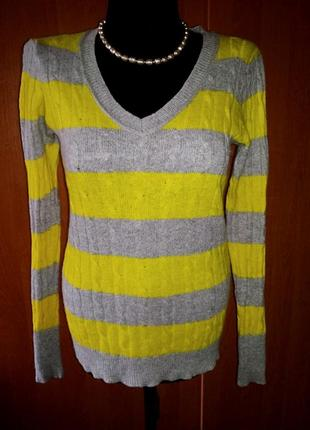 Пуловер 46 ann taylor