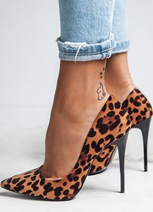 Женские туфли лодочки лео р. 36-39