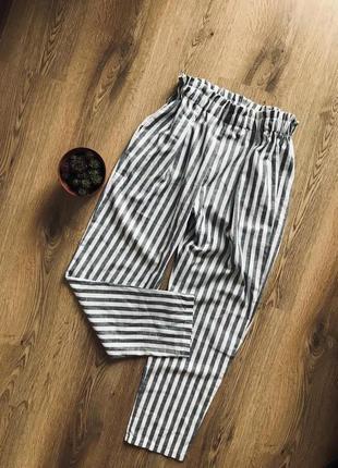 Легкие комфортные брюки