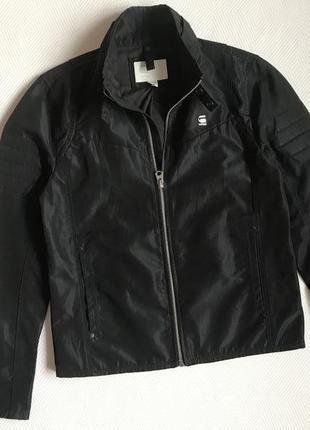 Легкая куртка g-star raw размер м