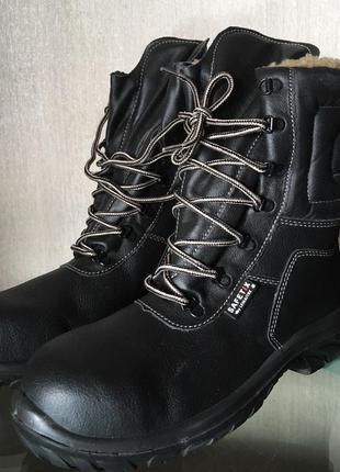 Ботинки с высокими берцами lemaitre securite snowfox