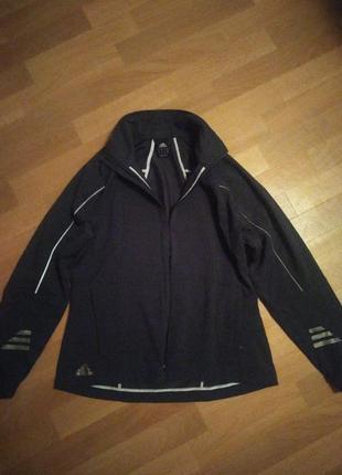 Рефлективная ветровка /куртка adidas скидка одного дня