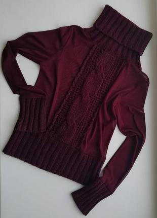Легкий свитер mango, размер м
