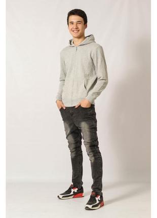 Модные джинсы из англии  мальчику подростку от pepperts. размер   на 11- 12 лет