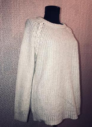 Модный свитер оверсайз от atmosphere