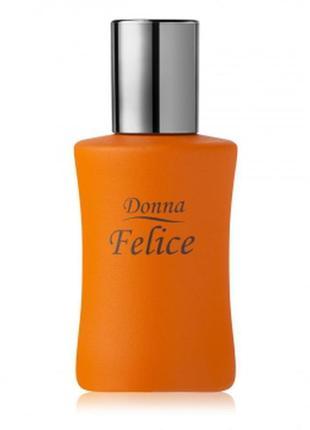 Шок цена! скидки до 70%! парфюмерная вода donna felice 50 мл