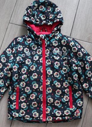 Куртка для дівчинки 5-6 років