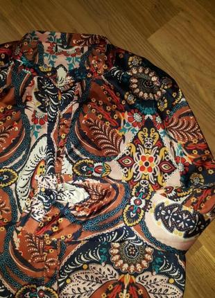 Платье рубашка большого размера5 фото
