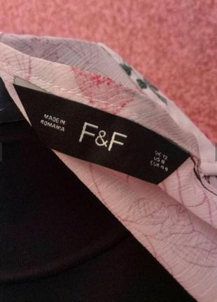 Легкая блуза с актуальными рукавами4 фото