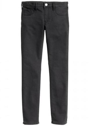 Оригинальные джинсы-skinny fit jeans от бренда h&m разм. 140 (9-10лет)2