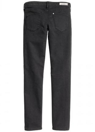 Оригинальные джинсы-skinny fit jeans от бренда h&m разм. 140 (9-10лет)3