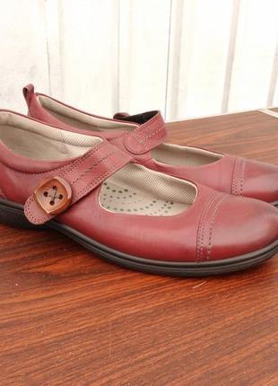 Туфли ecco,размер 41-й(стелька 27 см)...