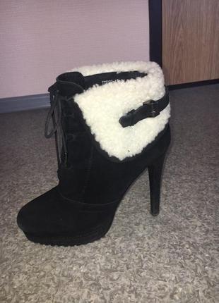 Ботинки, ботиночки nadi bella 39р