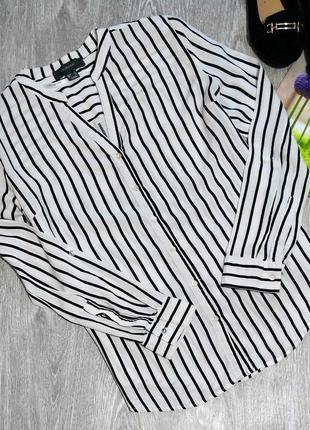 Оксфордская женская рубашка в полоску primark