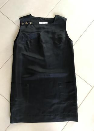 Платье туника фирменная модная стильная дорогой бренд balmain размер xs
