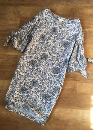 Милейшее платье с открытыми плечами