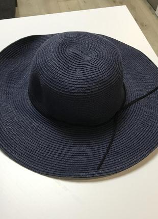 Пляжная шляпа h&m