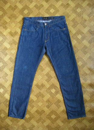 Джинсы, брюки - мassimo dutti - slim fit - 38eur - наш 42-44рр.