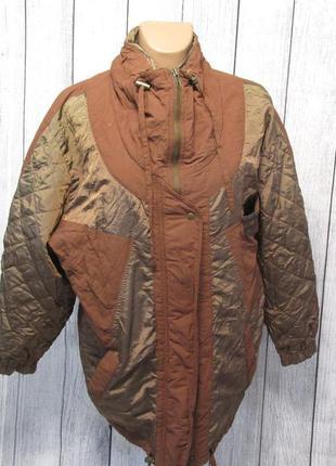 Фирменная стильная деми куртка