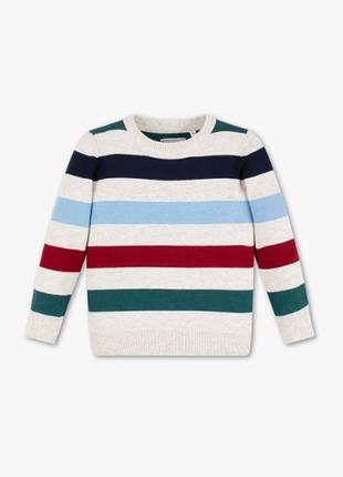 Кофта свитер для мальчика 98-134cм palomino