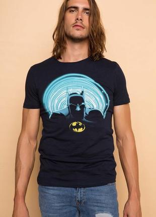 2-35 новая фирменная мужская футболка defacto размер s хлопок