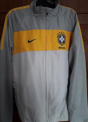 Nike brasil бразилия костюм оригинал