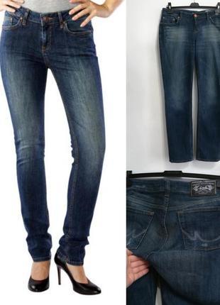 Идеальные прямые зауженные классические джинсы ltb, 32/34