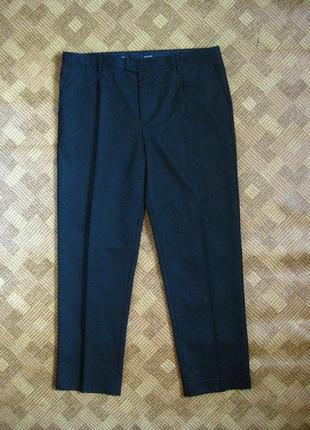 Школьные чёрные брюки, штаны - m&s - возраст от 13 до 16-ти лет