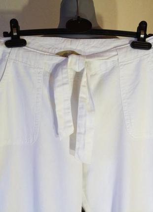 Укороченные кюлоты,широкие брюки4 фото