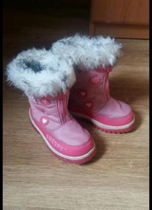 Дутики ботинки сапоги чоботи черевики