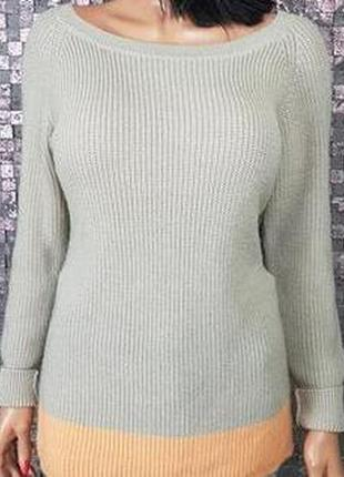 Классный уютный свитер. 50-52р