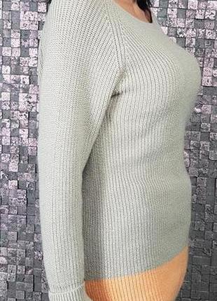 Классный уютный свитер. 50-52р4 фото
