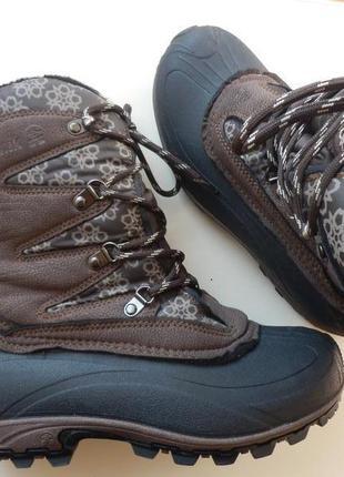 Зимние сапоги ботинки kamik 37р