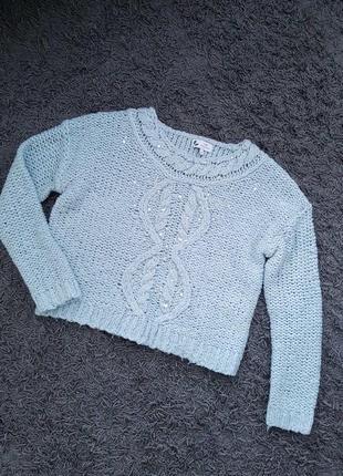 Нежный свитер от next