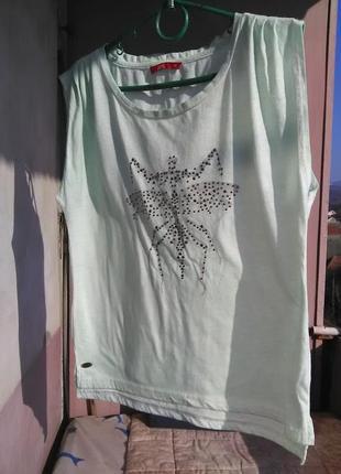 Безупречная мятная футболка от edc