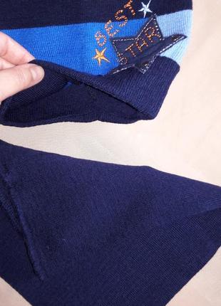 Набор шапка+хомут2 фото