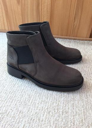 Camel шкіряні черевики, 24,5 см