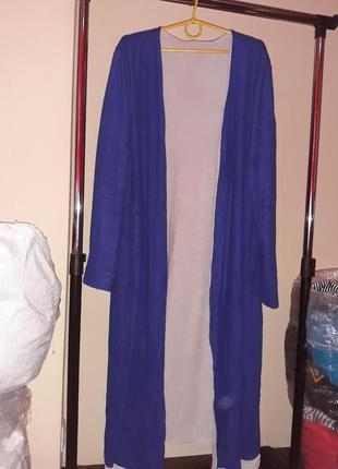 Уценка! нет пояса! двусторонний махровый халат тсм tchibo, германия. оригинал!6