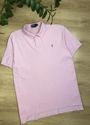 Стильная трикотажная рубашка/тенниска/футболка-поло 3xl- 5xl