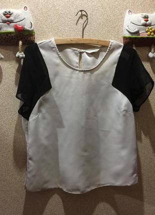 Блузка с коротким рукавом#11