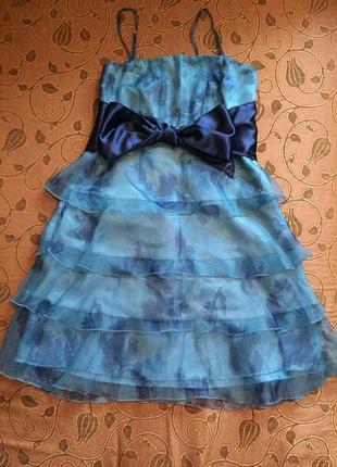 Коктельное платье vila