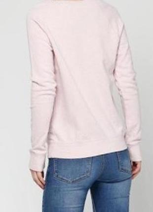Розовый свитшот2 фото
