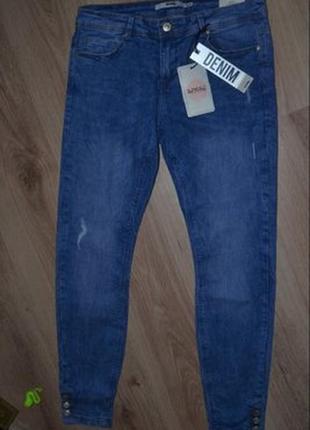 Новые женские джинсы sinsay denim